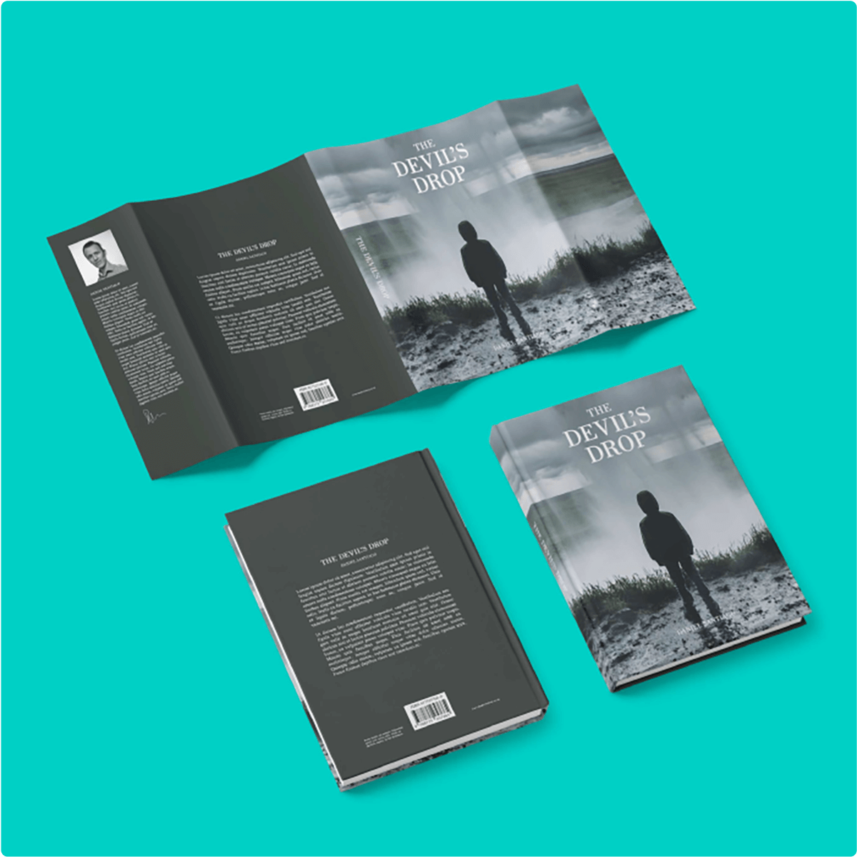 Functionality without the fuss - dust jackets made to last