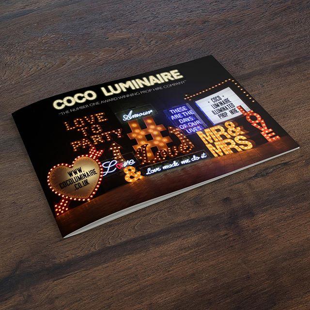 We print Coco Luminaire
