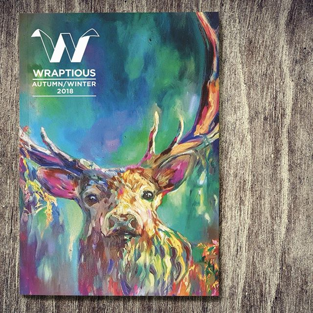 We print Wraptious catalogues