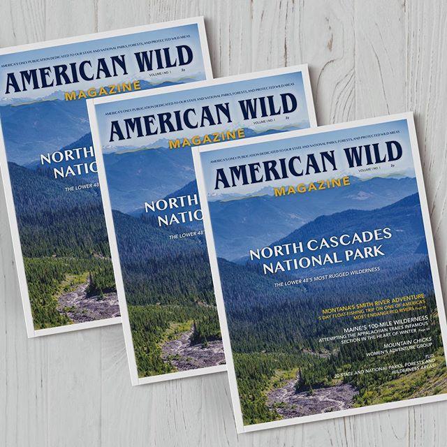We print American Wild magazines
