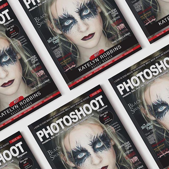 We print Photoshoot magazines