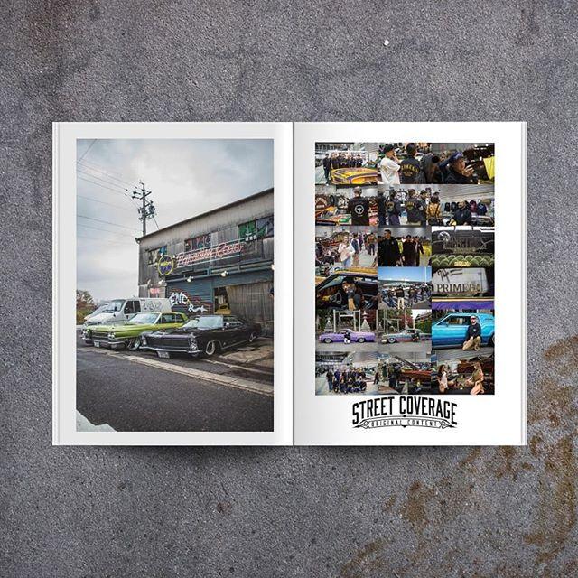 We print Street Coverage zines