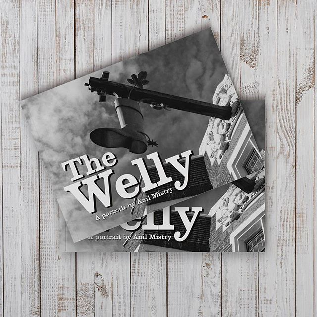 We print The Welly zines
