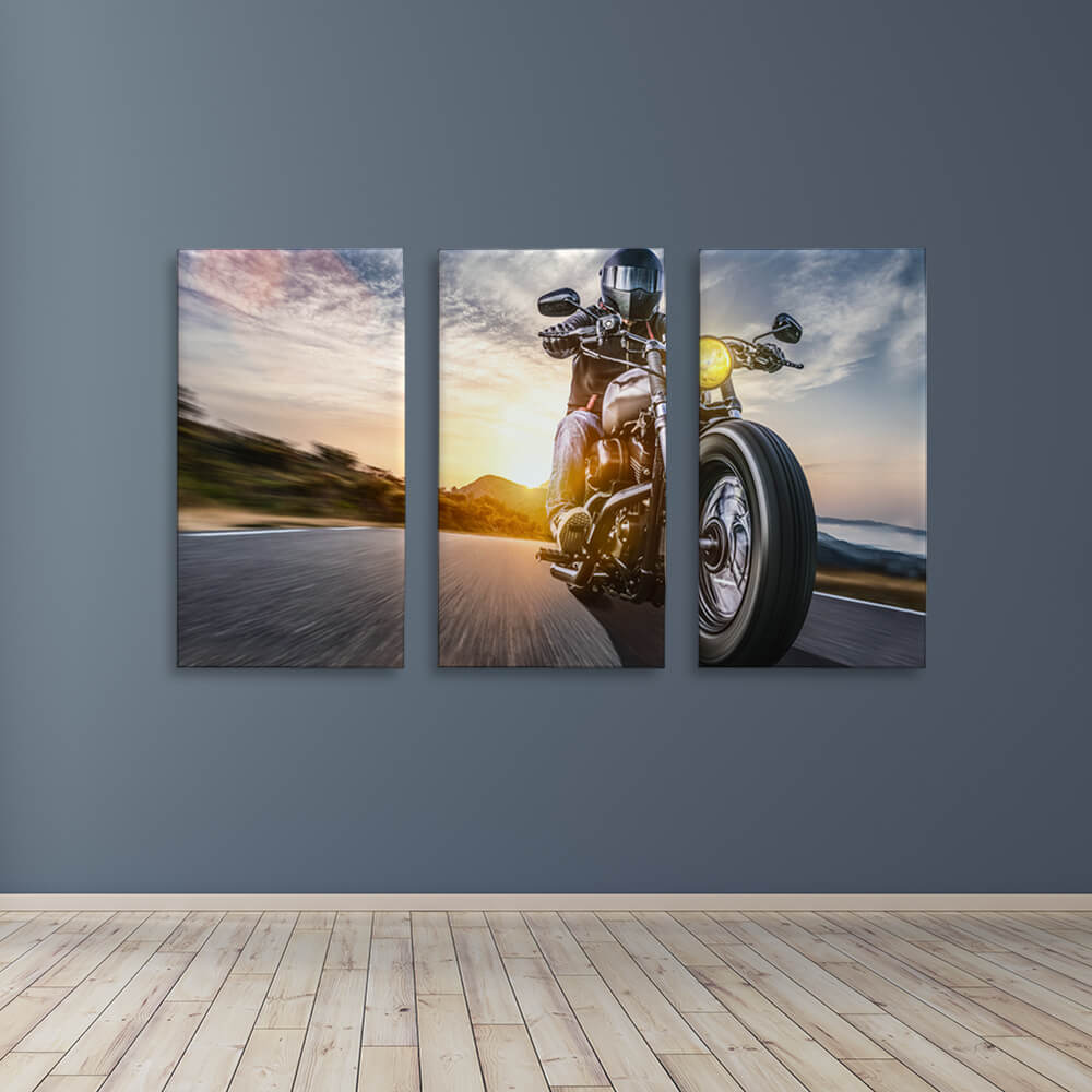 Bring some personality into your home with Mixam's canvas prints
